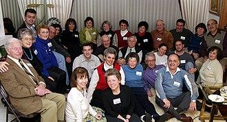 Jewish-Palestinian Living Room Dialogue Group - Jewish-Palestinian Living Room Dialogue Group