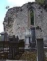Livron, Drôme, France. Abbaye du vieux cimetière 06.jpg