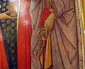 Lo scheggia, madonna col bambino tra i santi sebastiano, lazzaro, maddalena e marta, 1440-50 ca. 06.JPG