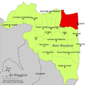 Localització de Vinaròs respecte del Baix Maestrat.png
