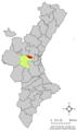 Localització de Xest respecte del País Valencià.png
