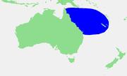 Lagekarte Korallenmeer