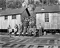 Loggers at camp 7, Coats-Fordney Lumber Company, near Aberdeen, ca 1920 (KINSEY 1884).jpeg