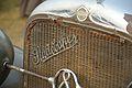 Logo and Radiator Grille - Studebaker - 1928 - 100 hp - 8 cyl - Kolkata 2013-01-13 3144.JPG