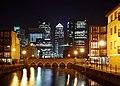 London MMB »0E5 Blackwall Basin and Canary Wharf.jpg