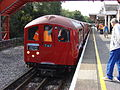 London Underground 1938 Stock at Amersham 3.jpg