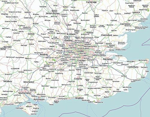 Cartina Londra Zona 1.Londra Wikivoyage Guida Turistica Di Viaggio