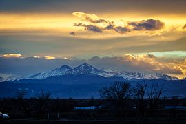 Longs Peak - Wikipedia