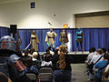 Long Beach Comic & Horror Con 2011 - Saber Guild demonstration (6301705420).jpg