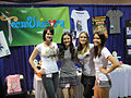 Long Beach Comic & Horror Con 2011 - Team Unicorn gals (6301701638).jpg
