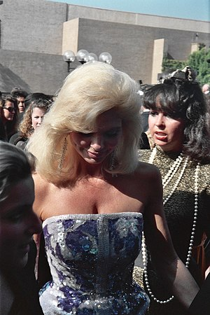 Jayne Mansfield in popular culture - Loni Anderson plays Mansfield in The Jayne Mansfield Story, which was nominated for three Emmy Awards