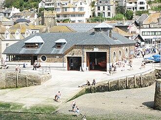 Looe - Looe RNLI Lifeboat Station