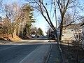 Looking southeast on MA Route 97, Groveland MA.jpg