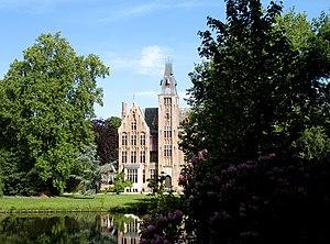 Zedelgem - Image: Loppem kasteel 01