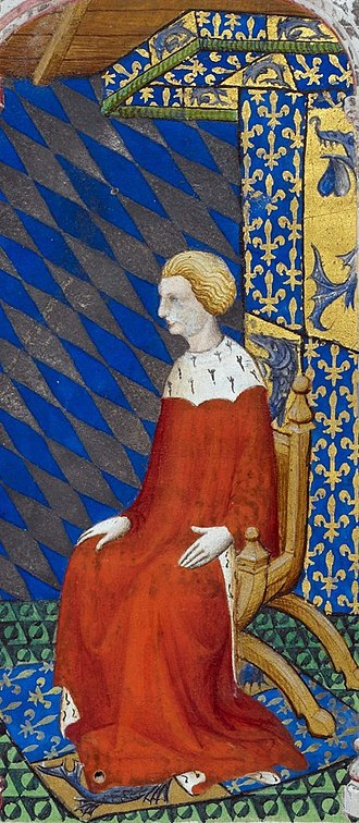 Louis, Duke of Guyenne - Image: Louis de Guyenne, dauphin of France