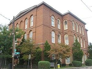 Fifth Ward School - Image: Louisville Fifth Ward School