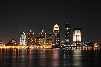 30.  Louisville, Kentucky