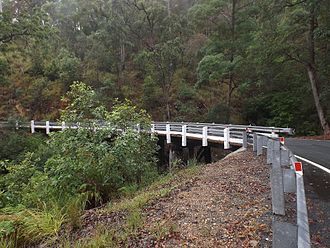 History of Gold Coast, Queensland - Springbrook Road was built in the 1920s