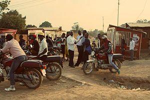 Lubumbashi Motorcycles