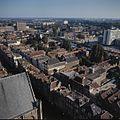 Luchtfoto, stadsgezicht naar het zuid-oosten, gezien vanaf de toren van de Grote kerk - Dordrecht - 20379212 - RCE.jpg