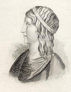 Apuleius - Depiction of Apuleius