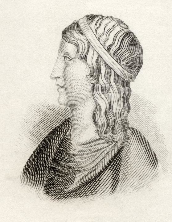 Lucius Apuleius Platonicus, from 'Crabbes Historical Dictionary', published in 1825 (C19)