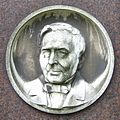 Ludwig Erk 1807 1883 tombstone medallion.jpg