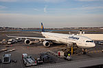 Lufthansa Airbus A340-600 Logan International Airport.jpg