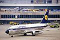 Lufthansa Boeing 737-230 (D-ABFB 649 22113) (7990878301).jpg