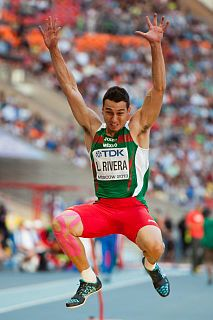 Luis Rivera (athlete) Mexican long jumper