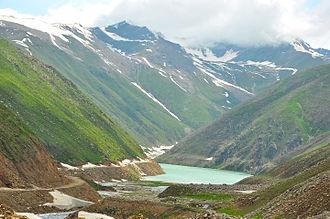 Lulusar - Lulusar Lake