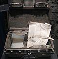 Lunar sample case and bag, NASM.JPG