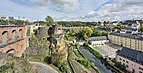 Luxembourg City - Grund from Corniche.jpg