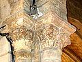 Luzarches (95), église Saint-Côme-Saint-Damien, chœur, 1er doubleau, chapiteaux côté sud 1.jpg