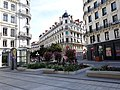 Lyon city central avenue, France.jpg