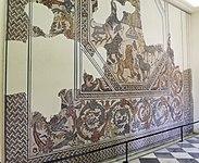 MAB-Mosaico Mito de Orfeo. Siglo IV d.C. Villa Pesquero. Pueblonuevo Guadiana. I.jpg
