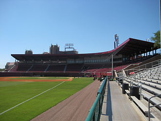 Mike Martin Field at Dick Howser Stadium - Mike Martin Field at Dick Howser