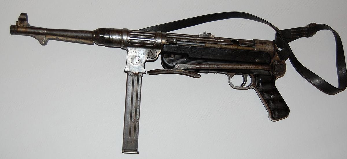 Maschinenpistole 38 — Wikipédia