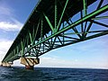 Mackinac Bridge from Straits of Mackinac during boat tour - 0026.jpg
