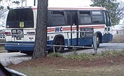 Macon Transit Authority MAC City Bus