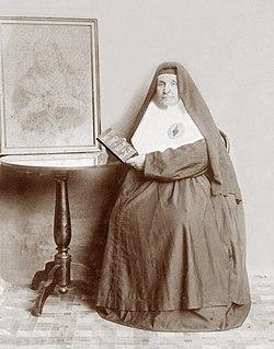 Saturnina Rodríguez de Zavalía founder of a religious order and designated Venerable by the Catholic church