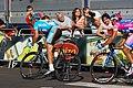 Madrid - Vuelta a España 2007 - Erik Zabel - Daniele Bennati - 20070923b.jpg