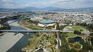 Maebashi Chuo-ohashi Bridge survey.jpg