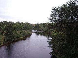 Magnetawan River river in Canada