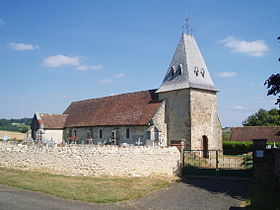 Mahéru Orne Normandy churche.jpg