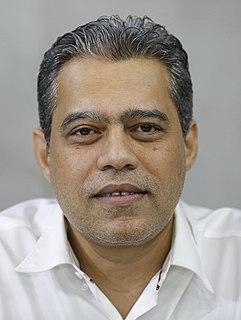 Mahi B. Chowdhury Bangladeshi politician
