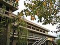 Main Gymnasium at Kinugasa Campus (Ritsumeikan University, Kyoto, Japan).JPG