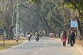 Main Road - Indian Institute of Technology Campus - Kharagpur - West Midnapore 2015-01-24 4843.JPG