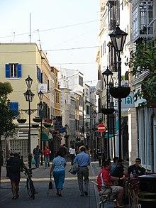 メイン ストリート ジブラルタル wikipedia