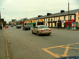 Ashbourne, County Meath - Ashbourne's main street